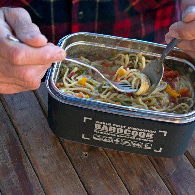 Raw Food Company - Barocook Test